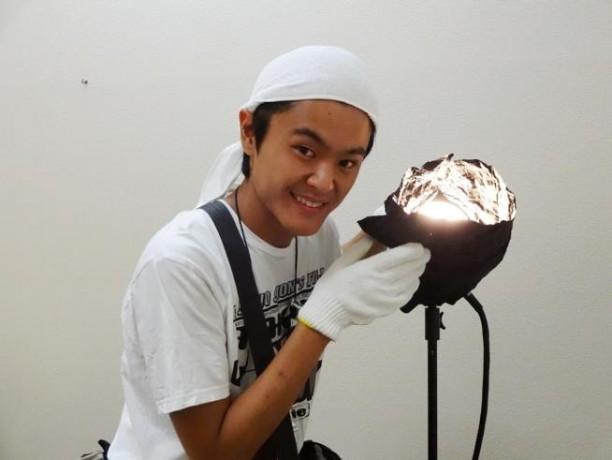 KSKカレッジ卒業生の声Vol.2|照明アシスタントからITエンジニアに転職したK.Hさん