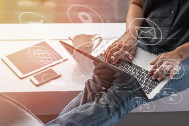 既卒のための業界解説 これから伸びるIT業界の注目キーワード「IoT」とは?