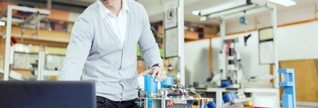 創立20周年を迎える企業で未経験機械設計エンジニアに!
